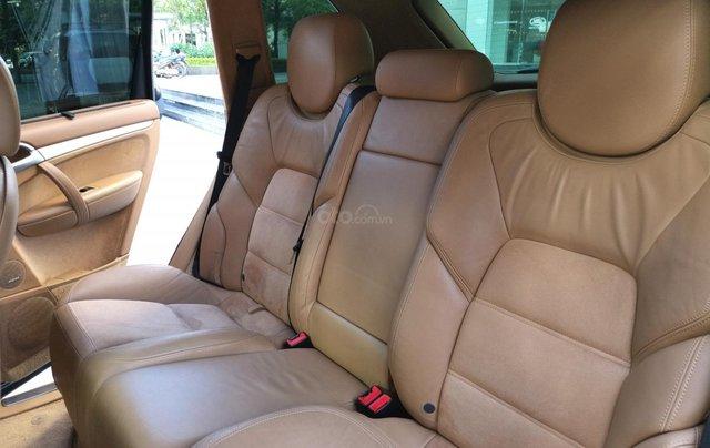 Cần bán xe Cayenne GTS 2008 màu đen, xe nhập5
