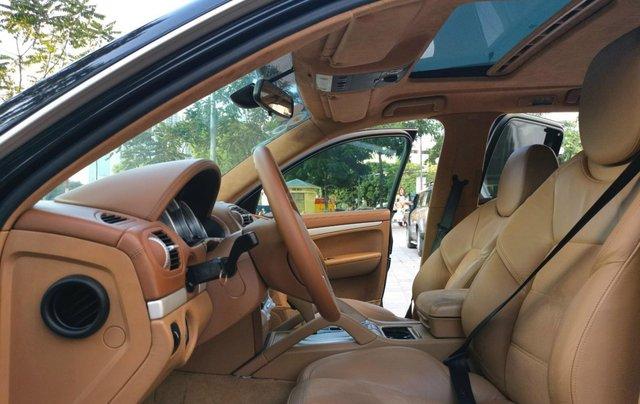 Cần bán xe Cayenne GTS 2008 màu đen, xe nhập6