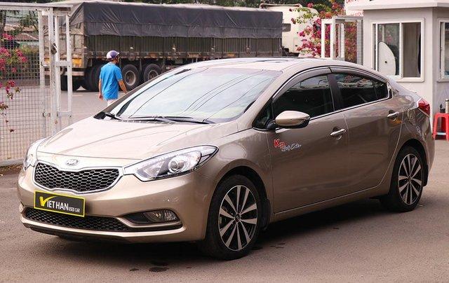 Cần bán xe Kia K3 2.0AT sx 20151