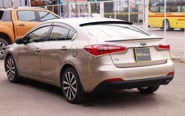 Cần bán xe Kia K3 2.0AT sx 20156
