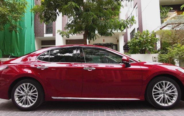 Toyota Camry 2.5Q nhập Thái như mới1