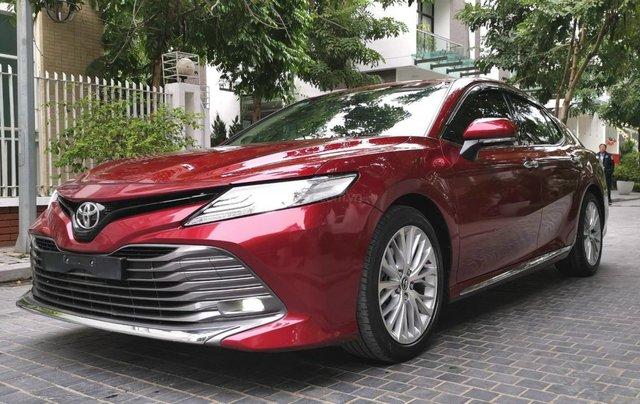 Toyota Camry 2.5Q nhập Thái như mới2