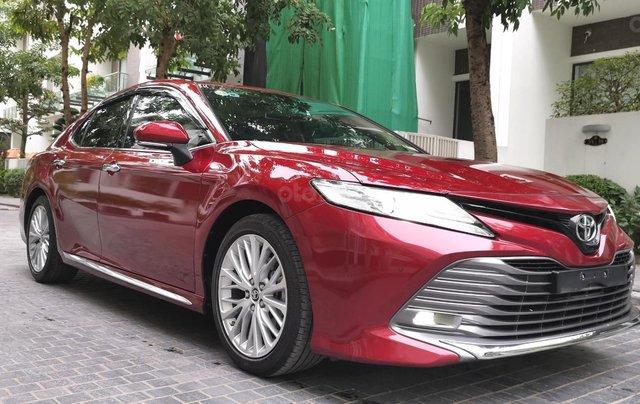 Toyota Camry 2.5Q nhập Thái như mới4