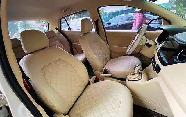 Xe Hyundai Grand i10 sản xuất năm 2016, màu trắng, nhập khẩu chính chủ, 358 triệu4