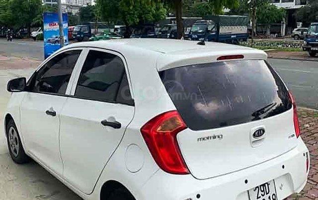 Cần bán lại xe Kia Morning 2012, màu trắng, nhập khẩu nguyên chiếc, 206 triệu3
