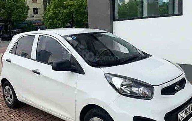 Cần bán lại xe Kia Morning 2012, màu trắng, nhập khẩu nguyên chiếc, 206 triệu2