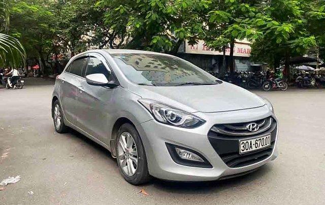 Cần bán lại xe Hyundai i30 đời 2013, màu bạc, xe nhập ít sử dụng, 435 triệu0