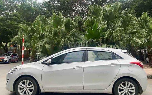 Cần bán lại xe Hyundai i30 đời 2013, màu bạc, xe nhập ít sử dụng, 435 triệu2