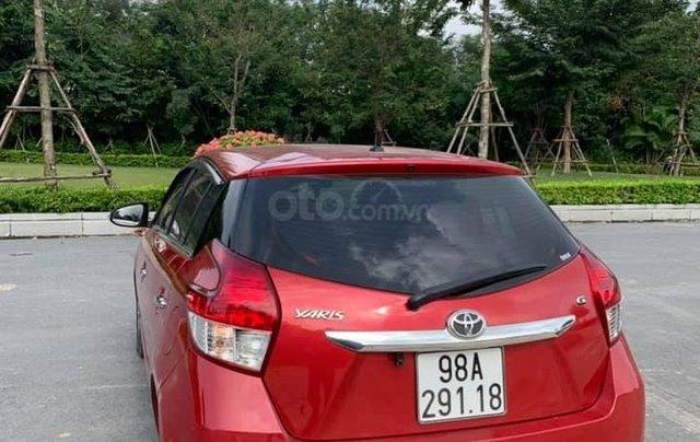 Cần bán Toyota Yaris 1.5AT Hatchback, sản xuất 20173