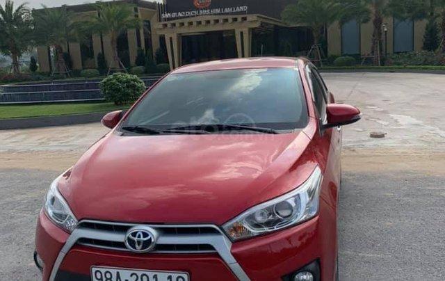 Cần bán Toyota Yaris 1.5AT Hatchback, sản xuất 20170