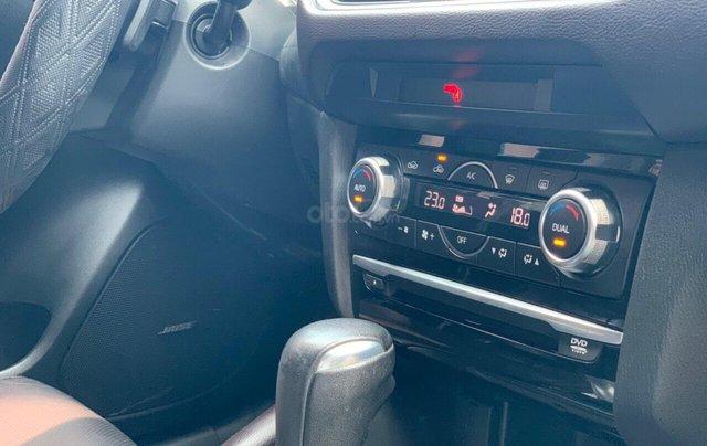 Bán xe Mazda 6 2.0 sản xuất 2017, màu xám khói, xe đẹp như mới, giá cả uy tín3