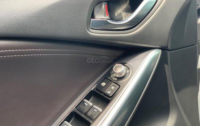 Bán xe Mazda 6 2.0 sản xuất 2017, màu xám khói, xe đẹp như mới, giá cả uy tín9