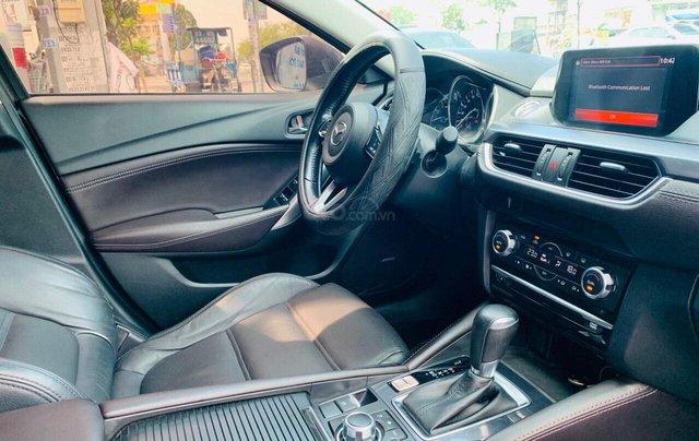 Bán xe Mazda 6 2.0 sản xuất 2017, màu xám khói, xe đẹp như mới, giá cả uy tín5