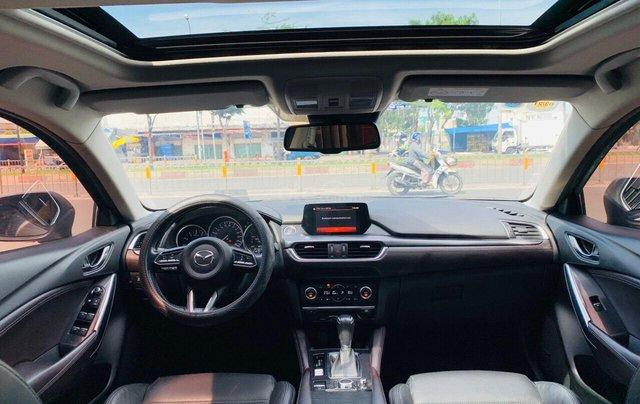 Bán xe Mazda 6 2.0 sản xuất 2017, màu xám khói, xe đẹp như mới, giá cả uy tín4