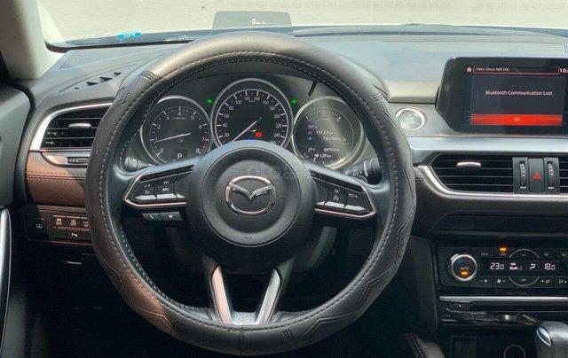 Bán xe Mazda 6 2.0 sản xuất 2017, màu xám khói, xe đẹp như mới, giá cả uy tín7