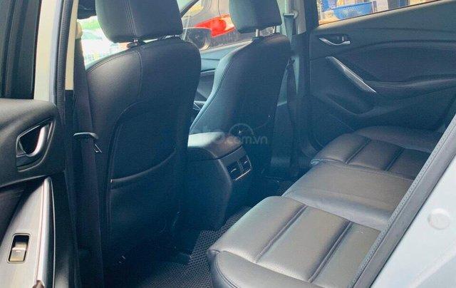 Bán xe Mazda 6 2.0 sản xuất 2017, màu xám khói, xe đẹp như mới, giá cả uy tín13