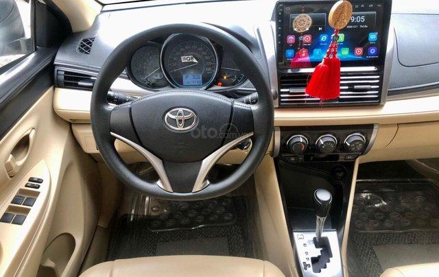 Cần bán lại Toyota Vios E 2018, màu trắng, biển thành phố, xe đẹp như mới10