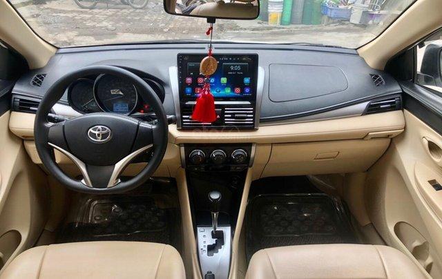 Cần bán lại Toyota Vios E 2018, màu trắng, biển thành phố, xe đẹp như mới11