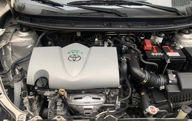 Bán Toyota Vios bản G số tự động sản xuất 2017 siêu lướt13