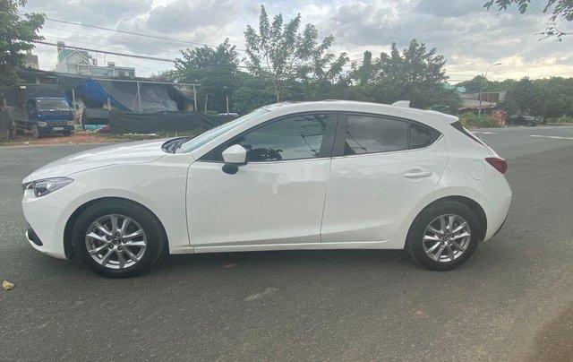Cần bán lại xe Mazda 3 2015, màu trắng còn mới, 475 triệu1