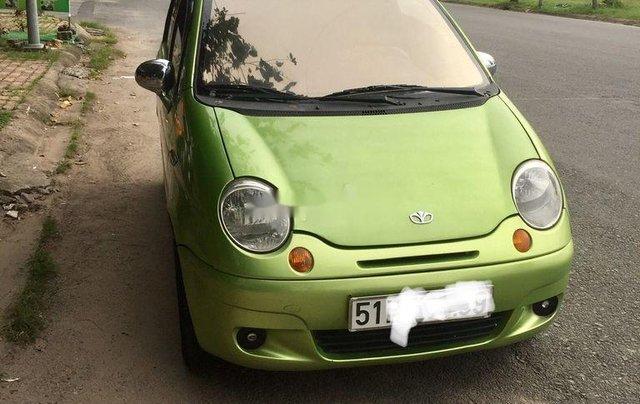Bán Daewoo Matiz sản xuất năm 2005, xe nhập còn mới, giá tốt0