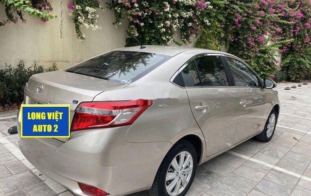 Bán ô tô Toyota Vios sản xuất năm 2016 còn mới, giá chỉ 455 triệu4