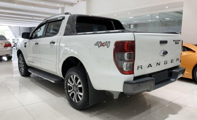 Bán Ford Ranger sản xuất 2017, màu trắng còn mới, 755 triệu4