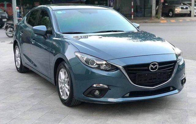 Xe Mazda 3 sản xuất năm 2016 còn mới giá cạnh tranh0