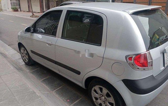 Xe Hyundai Getz sản xuất 2010, màu bạc, nhập khẩu còn mới3