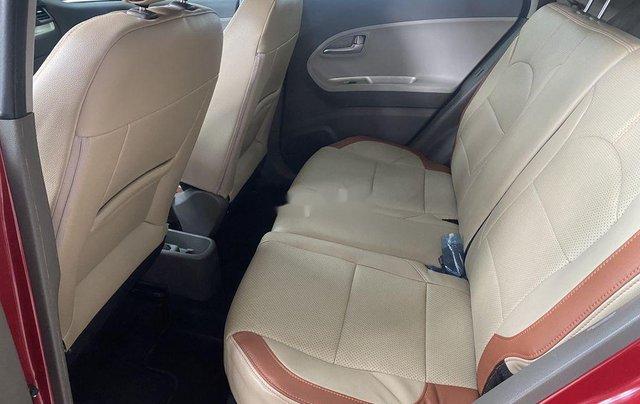 Cần bán lại xe Kia Morning năm 2019, màu đỏ còn mới, 360tr7