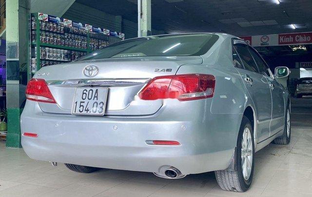 Bán ô tô Toyota Camry sản xuất 2009, màu bạc còn mới4