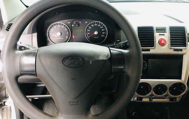 Xe Hyundai Getz sản xuất 2010, màu bạc, nhập khẩu còn mới 6
