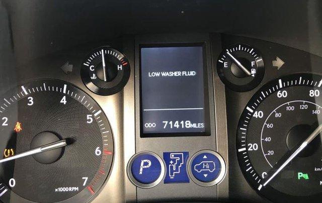 Bán Lexus GX năm 2009, màu vàng còn mới7