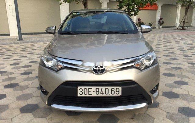 Cần bán Toyota Vios sản xuất năm 2017 còn mới0