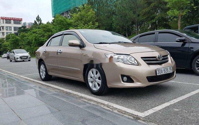 Cần bán Toyota Corolla Altis sản xuất 2008 còn mới0