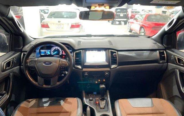 Bán Ford Ranger sản xuất 2017, màu trắng còn mới, 755 triệu6