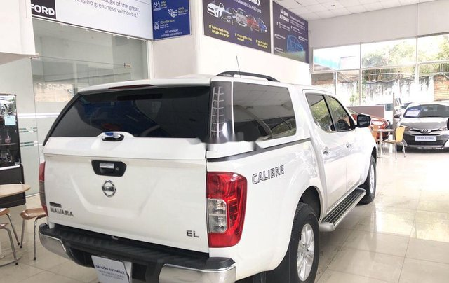 Bán Nissan Navara 2016, màu trắng, nhập khẩu chính chủ1
