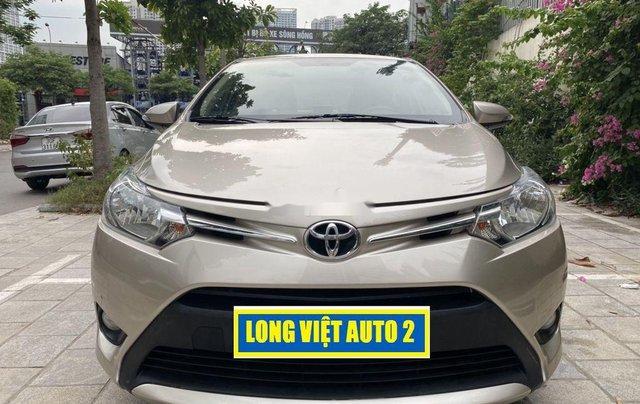 Bán ô tô Toyota Vios sản xuất năm 2016 còn mới, giá chỉ 455 triệu0