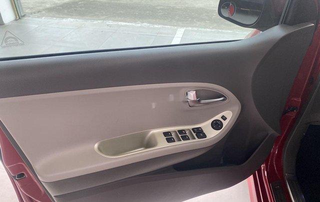 Cần bán lại xe Kia Morning năm 2019, màu đỏ còn mới, 360tr8