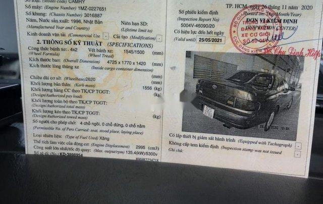 Bán Toyota Camry sản xuất năm 1995, xe nhập còn mới11