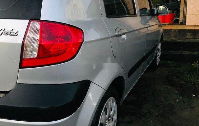 Xe Hyundai Getz sản xuất 2010, màu bạc, nhập khẩu còn mới 2