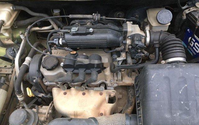 Cần bán lại xe Chevrolet Spark sản xuất năm 2008 chính chủ5