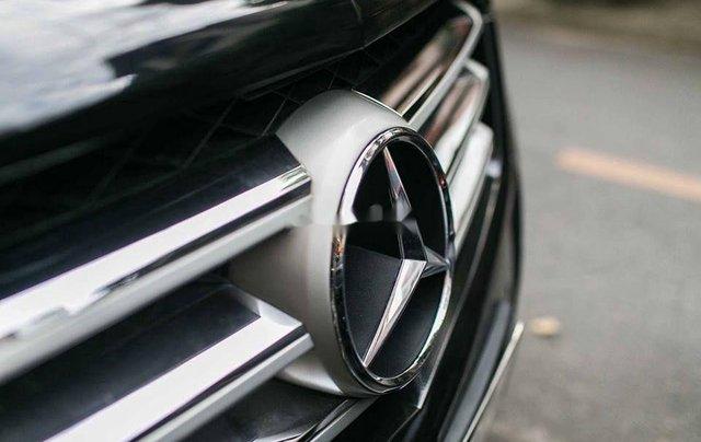 Cần bán xe Mercedes GLK 300 đời 2009, màu đen, nhập khẩu 4