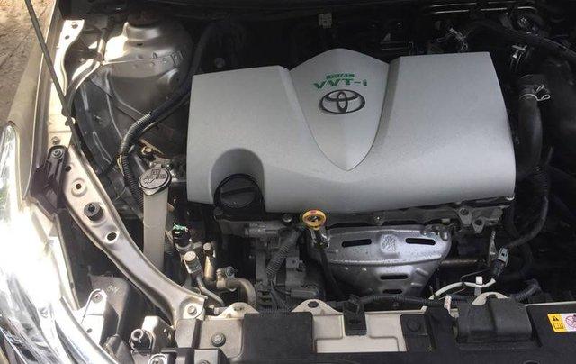 Bán Toyota Vios sản xuất năm 2017 còn mới17