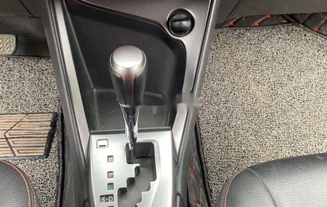 Cần bán Toyota Yaris sản xuất 2014, màu đỏ, nhập khẩu, giá tốt10