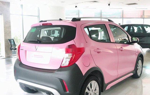 Bán VinFast Fadil sản xuất 2020, màu hồng, giá tốt3