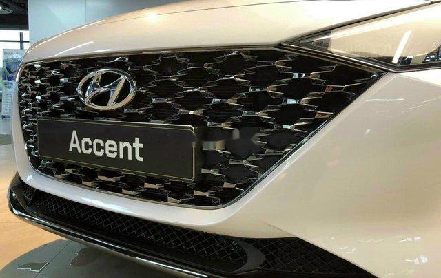 Cần bán Hyundai Accent sản xuất 2020, màu trắng, 520tr2