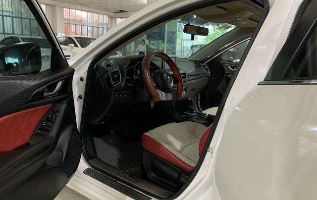 Cần bán lại xe Mazda 3 năm sản xuất 2015, màu trắng, nhập khẩu nguyên chiếc7