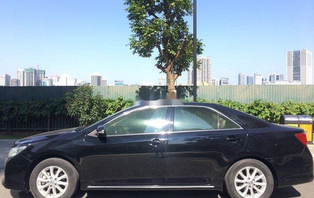 Cần bán xe Toyota Camry 2014, màu đen chính chủ, 668 triệu4