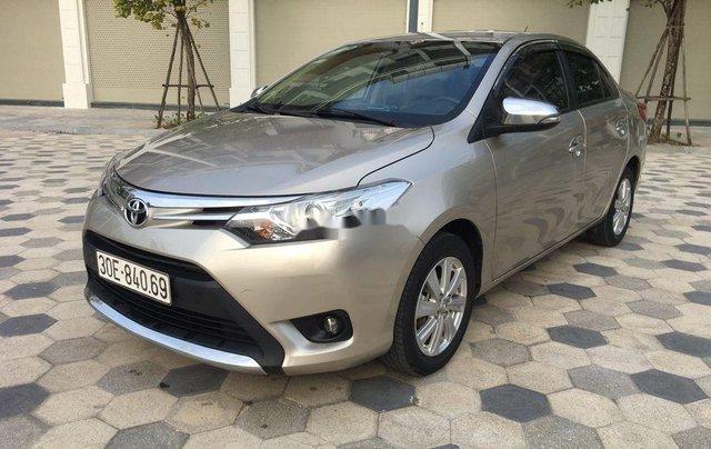 Cần bán Toyota Vios sản xuất năm 2017 còn mới1
